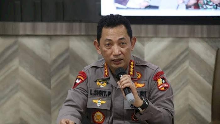 Kapolri Paparkan 5 Manajemen Kontijensi Tangani Zona Merah Covid-19