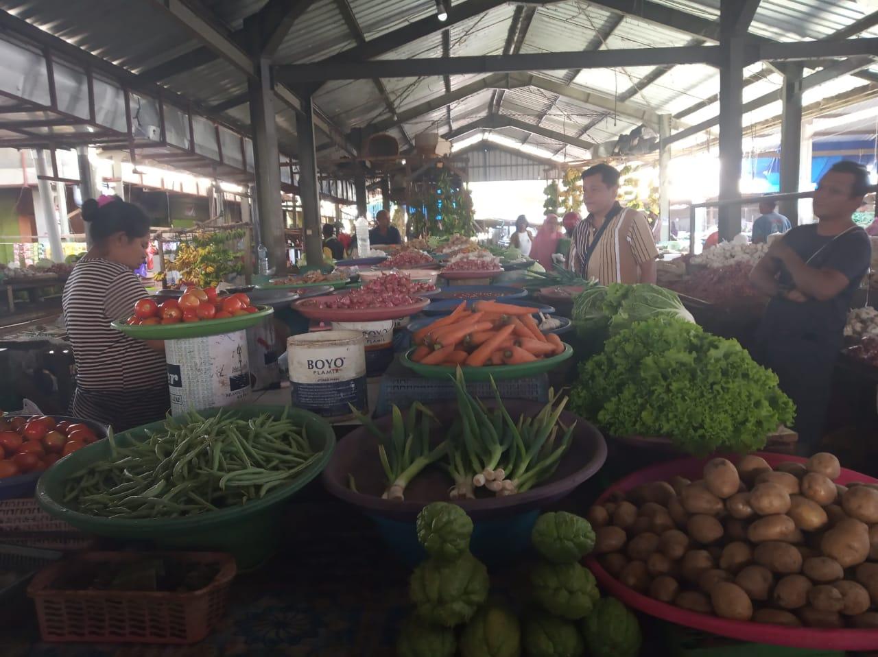 Idul Adha Tiba, Sat Intelkam Polres Belu Pantau Stabilitas Harga Kebutuhan Pokok di Pasar Rakyat, Ini Hasilnya!