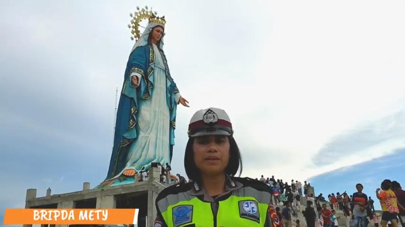 Liputan Terkini dari Lokasi Wisata Patung Bunda Maria di Teluk Gurita Atapupu